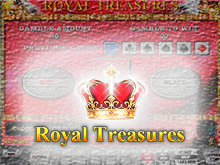Видео-слот Royal Treasures