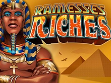 Онлайн-аппарат Ramesses Riches